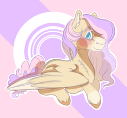 Size: 1697x1582 | Tagged: artist:grateful-dead-raised, oc, oc:dove soprano, pegasus, pony, safe, solo
