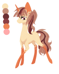 Size: 1905x2390 | Tagged: artist:castaspellliana, artist:ponebox, collaboration, female, mare, oc, oc only, pony, reference sheet, safe, simple background, socks (coat marking), solo, transparent background, unicorn