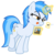 Size: 7000x7000 | Tagged: safe, artist:djdavid98, artist:pirill, oc, oc only, oc:penny curve, pony, unicorn, 2020 community collab, derpibooru community collaboration, mlp vector club, absurd resolution, collaboration, concentrating, eyedropper, female, leaning forward, lifted leg, magic, mischievous, simple background, solo, telekinesis, tongue out, transparent background, vector