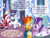 Size: 1024x768 | Tagged: advent calendar, alicorn, artist:bronybyexception, artist:parclytaxel, artist:sollace, beard, christmas, clothes, costume, crib, cute, doll, ermahgerd, facial hair, fake beard, father christmas, flurrybetes, glowing horn, hat, holiday, horn, magic, pony, princess cadance, princess flurry heart, safe, santa claus, santa costume, santa hat, santa hooves, scared, shark, shining armor, starlight glimmer, sunburst, sword, telekinesis, this will end in tears, toy, toy sword, unicorn, weapon