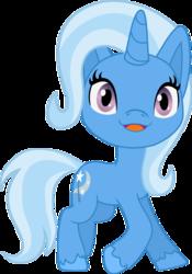 Size: 748x1068 | Tagged: safe, artist:seahawk270, trixie, pony, unicorn, my little pony: pony life, female, mare, simple background, solo, transparent background, unshorn fetlocks