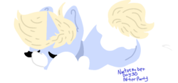Size: 1114x520 | Tagged: artist:nootaz, female, laying on stomach, mare, nootvember, nootvember 2019, oc, oc:nootaz, oc only, onomatopoeia, pony, safe, simple background, sleeping, solo, sound effects, transparent background, unicorn, zzz