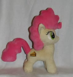 Size: 1280x1353 | Tagged: safe, artist:crazyditty, li'l cheese, the last problem, spoiler:s09e26, female, filly, future six, irl, photo, plushie