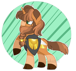Size: 1024x957 | Tagged: safe, artist:yourrdazzle, oc, hybrid, original species, yakony, magical gay spawn, male, offspring, parent:prince rutherford, parent:sunburst, solo
