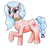 Size: 936x945   Tagged: safe, artist:40kponyguy, derpibooru exclusive, edit, editor:ciaran, oc, oc only, oc:lilac bloom, pony, unicorn, 2020 community collab, derpibooru community collaboration, bowtie, ear fluff, female, looking at you, mare, simple background, solo, traditional art, transparent background