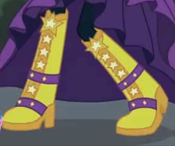 Size: 281x235   Tagged: safe, trixie, equestria girls, rainbow rocks, cropped, legs, pictures of legs