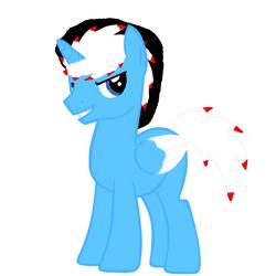 Size: 2000x2000 | Tagged: safe, oc, oc only, alicorn, pony, alicorn oc, male, simple background, solo, stallion, transparent background