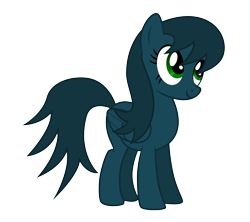 Size: 4500x4000 | Tagged: safe, artist:northernthestar, oc, oc:dewy shine, pegasus, pony, absurd resolution, female, mare, simple background, solo, transparent background
