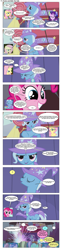 Size: 868x3521 | Tagged: safe, artist:dziadek1990, edit, edited screencap, screencap, fluttershy, mean fluttershy, pinkie pie, rainbow dash, starlight glimmer, trixie, oc, oc:pinka, oc:shade, comic:ponies and d&d, boast busters, the mean 6, acting, clone, comic, conversation, dialogue, dungeons and dragons, emote story:ponies and d&d, fireworks, flutterbitch, in character, pen and paper rpg, rpg, screencap comic, slice of life, stage, text
