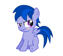 Size: 5000x4500 | Tagged: absurd resolution, artist:northernthestar, colt, male, oc, oc:turbo, offspring, parent:flitter, parent:oc:northern star, parents:canon x oc, pegasus, pony, safe, simple background, solo, transparent background