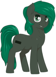 Size: 913x1260 | Tagged: 2020 community collab, artist:t72b, derpibooru community collaboration, derpibooru exclusive, earth pony, male, oc, oc:minus, pony, safe, simple background, solo, stallion, transparent background