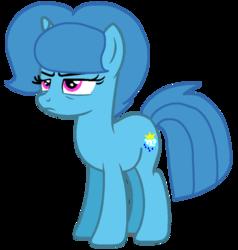 Size: 932x979   Tagged: safe, artist:徐詩珮, spring rain, pony, unicorn, base used, cute, simple background, spring rain is not amused, springbetes, transparent background, unamused, vector