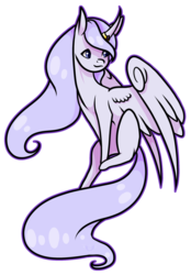 Size: 1520x2180 | Tagged: alicorn, alicornified, alternate design, alternate eye color, alternate hairstyle, artist:oneiria-fylakas, maudicorn, maud pie, pony, race swap, safe, simple background, solo, transparent background