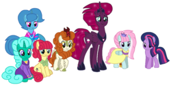 Size: 2046x1022 | Tagged: alicorn, alicornified, alternate mane six, alternate universe, artist:徐詩珮, autumn blaze, autumnfuffle, autumnsparkle, autumntwrench, base used, bisexual, clothes, cute, earth pony, female, fizzlepop berrytwist, fizzleverse (徐詩珮), glitterbetes, glitterblaze, glitter drops, glitterfuffle, glitterlight, glittershadow, glitterwrench, horn, kerfuffle, kerwrench, lesbian, mare, older, older autumn blaze, older glitter drops, older kerfuffle, older spring rain, older tempest shadow, older torque wrench, older twilight, pegasus, polyamory, pony, princess tempest shadow, race swap, safe, series:sprglitemplight diary, series:springshadowdrops diary, shipping, simple background, spoiler:s09e26, sprglitemplight, springbetes, springblaze, springdrops, springfuffle, springlight, spring rain, springshadow, springshadowdrops, springwrench, tempestbetes, tempestblaze, tempestfuffle, tempestlight, tempest shadow, tempestwrench, the last problem, torque wrench, transparent background, twiabetes, twifuffle, twilight sparkle, twiwrench, unicorn, unicorn twilight, vector