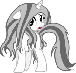 Size: 900x865 | Tagged: artist needed, female, germanica, mare, oc, oc only, pony, safe, simple background, solo, transparent background, unicorn