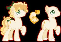 Size: 1696x1178 | Tagged: safe, artist:youkastray, oc, oc:goldrush gala, earth pony, pony, bald, male, simple background, solo, stallion, transparent background