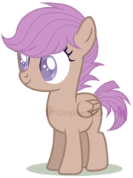 Size: 590x788 | Tagged: safe, artist:otakuchicky1, oc, oc:amberlee, pegasus, pony, base used, female, filly, offspring, parent:chipcutter, parent:scootaloo, parents:scootachip, simple background, solo, transparent background