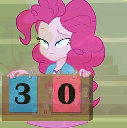 Size: 968x977 | Tagged: safe, screencap, pinkie pie, equestria girls, equestria girls (movie), cropped, transition