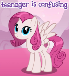 Size: 347x379 | Tagged: diamond rose, female, gameloft, mare, meme, pegasus, safe, wow! glimmer