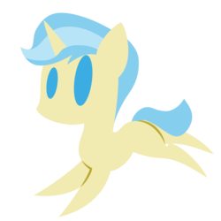Size: 2084x2084 | Tagged: artist:showtimeandcoal, chibi, cute, digital art, oc, oc:blank slate, oc only, pony, ponysona, present, safe, simple background, solo, transparent background, unicorn, vector