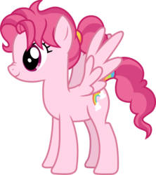 Size: 3000x3371 | Tagged: artist:cloudyglow, background pony, bifröst, friendship student, pony, safe, solo, vector