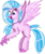 Size: 2210x2616 | Tagged: safe, artist:n0kkun, silverstream, classical hippogriff, hippogriff, cute, diastreamies, female, jewelry, necklace, simple background, solo, transparent background