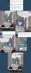 Size: 2564x5951 | Tagged: safe, artist:americananomaly, rarity, trixie, anthro, anthroquestria, car, female, labor, lesbian, rarixie, shipping