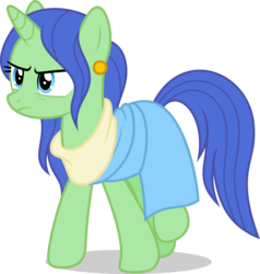 Size: 5000x5252 | Tagged: absurd res, artist:luckreza8, background pony, daring done?, female, mare, nile faras, pony, safe, somnambula resident, unicorn, vector