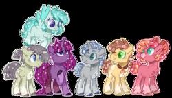 Size: 2488x1422   Tagged: safe, artist:jxst-alexa, oc, oc only, earth pony, pegasus, pony, unicorn, female, male, mare, simple background, stallion, transparent background
