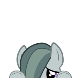 Size: 10000x10000 | Tagged: absurd res, artist:mrkat7214, cute, marblebetes, marble pie, part of a set, peekaboo, peeking, pony, sad, sadorable, safe, shy, simple background, soon, transparent background, vector