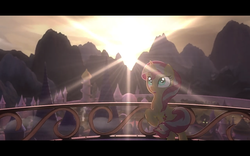 Size: 1280x800 | Tagged: artist:minty root, pony, safe, sunset shimmer, the fall of sunset shimmer: animated film, youtube
