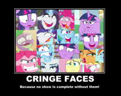 Size: 1776x1405 | Tagged: alicorn, applejack, bookshelf, caption, clone, edit, faic, floppy ears, fluttershy, friendship university, image macro, mane six, mean rarity, my little pony: the movie, op is a duck, op is trying to start shit, pinkie pie, rainbow dash, rarity, safe, screencap, secrets and pies, self-hugging, spike, spoiler:interseason shorts, starlight the hypnotist, text, the mean 6, tongue out, twilight sparkle, twilight sparkle (alicorn)