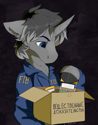 Size: 1764x2236 | Tagged: blue eyes, clothes, colored hooves, jacket, male, oc, pony, safe, simple background, solo, unicorn