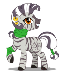 Size: 2500x2900 | Tagged: safe, artist:jack-pie, oc, oc only, zebra, female, high res, not zecora, simple background, solo, transparent background, vector, zebra oc