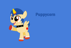 Size: 564x382 | Tagged: alicorn, alicornified, artist:selenaede, artist:worldofcaitlyn, base used, lego, ponified, pony, puppycorn, race swap, safe, solo, the lego movie, unikitty! (tv series)
