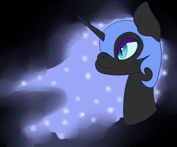 Size: 3000x2500 | Tagged: alicorn, artist:katyusha, female, mare, nightmare moon, pony, safe, villian