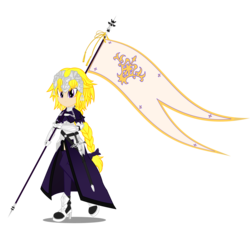 Size: 10536x9559 | Tagged: artist:trungtranhaitrung, crossover, equestria girls, equestria girls-ified, fate/apocrypha, fate/grand order, fate/stay night, flag, jeanne d'arc, ruler, safe