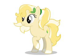 Size: 8192x5958 | Tagged: artist:blue-vector, earth pony, hairband, oc, oc only, oc:radler, pony, safe, simple background, transparent background