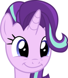 Size: 835x957   Tagged: safe, artist:itv-canterlot, starlight glimmer, pony, unicorn, no second prances, .ai available, .svg available, cute, daaaaaaaaaaaw, female, glimmerbetes, happy, mare, simple background, smiling, solo, transparent background, vector