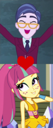 Size: 276x658 | Tagged: safe, clayton potter, larry cooper, sour sweet, dance magic, equestria girls, friendship games, spoiler:eqg specials, claytonsweet, female, male, shipping, shipping domino, straight