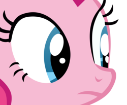 Size: 6000x4965 | Tagged: absurd res, artist:yourfavoritesenpai, pinkie pie, pony, safe, simple background, solo, transparent background, vector