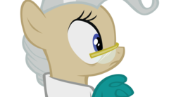 Size: 6000x3322 | Tagged: absurd res, artist:yourfavoritesenpai, bust, mayor mare, pony, portrait, safe, simple background, solo, transparent background, vector