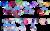 Size: 1280x788 | Tagged: safe, artist:sc-um, applejack, coco pommel, discord, fleur-de-lis, fluttershy, hoity toity, pinkie pie, princess luna, rainbow dash, rarity, spike, tempest shadow, thunderbass, trixie, twilight sparkle, oc, oc:adina flash, oc:asher apple, oc:blue cosmos, oc:duchess daisy, oc:harmonia, oc:jaw breaker, oc:party popper, oc:prince, oc:royal stone, oc:skye, oc:temper storm, oc:twinkle, oc:valentine, alicorn, hybrid, applecord, cocoshy, crack ship offspring, crack shipping, family tree, female, fleurity, hoitydash, interspecies offspring, lesbian, magical lesbian spawn, male, offspring, parent:applejack, parent:discord, parent:fleur-de-lis, parent:pinkie pie, parent:princess luna, parent:rainbow dash, parent:rarity, parent:spike, parent:tempest shadow, parent:trixie, parent:twilight sparkle, parents:applecord, parents:fleurity, parents:pinkiebass, parents:spikeshadow, parents:tempestluna, parents:twixie, pinkiebass, shipping, simple background, spikeshadow, straight, tempestluna, transparent background, twilight sparkle (alicorn), twixie