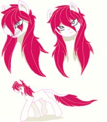 Size: 441x500   Tagged: safe, artist:kurogetsuouji, oc, oc:oath breaker, pony, male, stallion