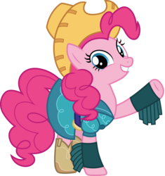 Size: 1412x1500 | Tagged: artist:cloudyglow, boots, clothes, cowboy hat, cowgirl, cowgirl outfit, cute, dance magic, dress, earth pony, equestria girls, equestria girls outfit, equestria girls ponified, equestria girls series, farmer pinkie, female, five to nine, hat, looking at you, mare, pinkie pie, ponified, pony, safe, shoes, simple background, skirt, smiling, spoiler:eqg specials, stetson, the maud couple, transparent background, vector, western