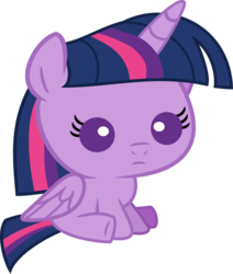 Size: 700x824 | Tagged: age regression, ail-icorn, alicorn, artist:crystalmagic6, baby, babylight sparkle, baby pony, cute, female, foal, frown, pony, safe, simple background, sitting, spoiler:interseason shorts, transparent background, twiabetes, twilight sparkle, twilight sparkle (alicorn), twily, younger