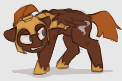 Size: 1215x814 | Tagged: safe, artist:marsminer, oc, oc only, oc:rapid gust, pony, solo