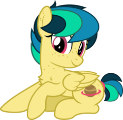Size: 5595x5470 | Tagged: safe, artist:jhayarr23, oc, oc only, oc:apogee, pony, absurd resolution, chest fluff, cute, diageetes, ocbetes, simple background, solo, transparent background, vector, weapons-grade cute