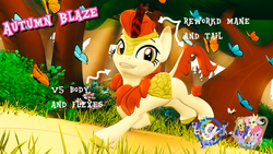 Size: 3840x2160 | Tagged: 3d, 3d model, alicorn, applejack, artist:beardeddoomguy, artist:hentype1, autumn blaze, bon bon, butterfly, derpy hooves, dj pon-3, downloadable, fluttershy, gmod, kirin, lyra heartstrings, mane six, minuette, octavia melody, pinkie pie, pony, rainbow dash, rarity, safe, source filmmaker, sweetie drops, twilight sparkle, twilight sparkle (alicorn), vinyl scratch, .zip file at source