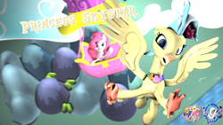 Size: 1920x1080 | Tagged: 3d, 3d model, alicorn, applejack, artist:beardeddoomguy, bon bon, classical hippogriff, derpy hooves, dj pon-3, downloadable, fluttershy, gmod, hippogriff, hot air balloon, lyra heartstrings, mane six, minuette, my little pony: the movie, octavia melody, pinkie pie, pony, princess skystar, rainbow dash, rarity, safe, source filmmaker, sweetie drops, twilight sparkle, twilight sparkle (alicorn), twinkling balloon, vinyl scratch, .zip file at source